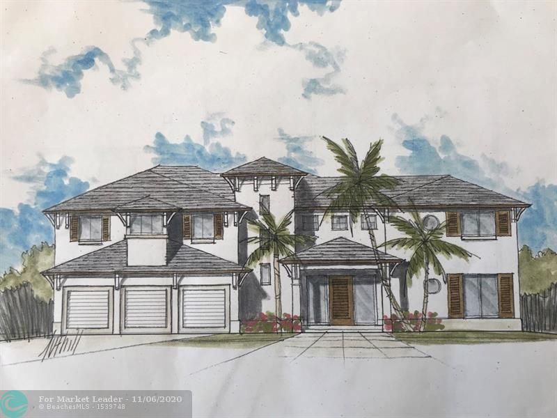 2825 NE 23rd St, Fort Lauderdale, FL 33305 - #: F10240375