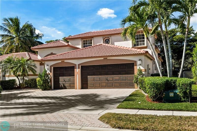2507 Montclaire Cir, Weston, FL 33327 - #: F10267375