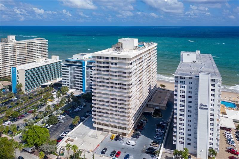 Photo of 4020 Galt Ocean Dr #1005, Fort Lauderdale, FL 33308 (MLS # F10279377)