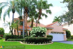 Photo of 1300 BAYVIEW, Weston, FL 33326 (MLS # F10185378)