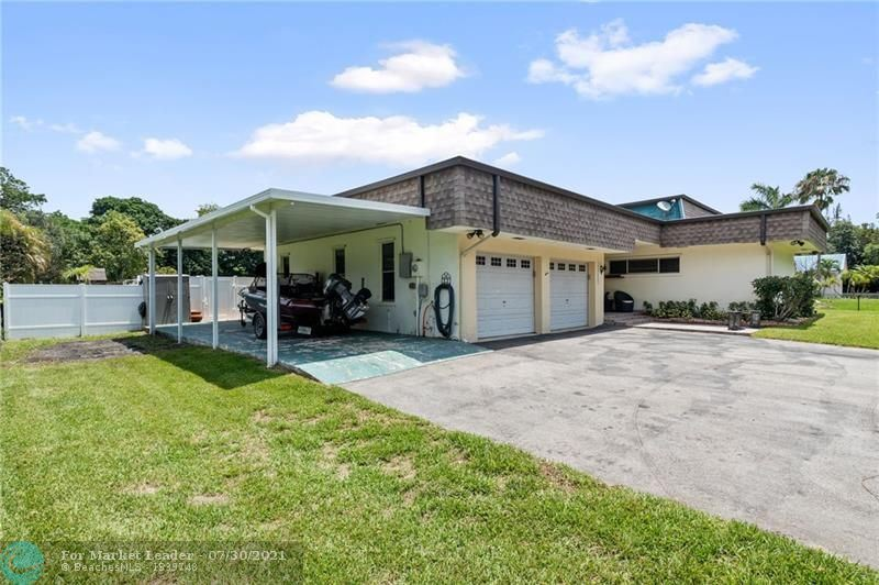 14461 SW 17th St, Davie, FL 33325 - #: F10289378
