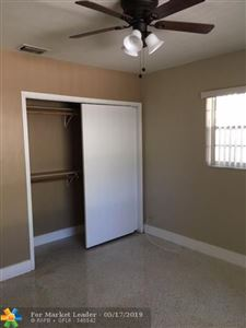 Tiny photo for 117 NE 30th Ct #BACK, Wilton Manors, FL 33334 (MLS # F10176379)