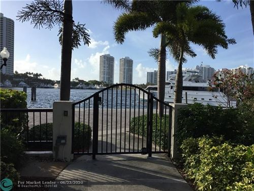 Photo of 21376 Marina Cove Cir #17 C, Aventura, FL 33180 (MLS # F10206379)