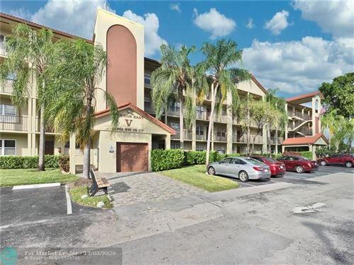 Photo of 12901 SW 15th Ct #403V, Pembroke Pines, FL 33027 (MLS # F10259379)