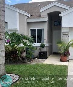 9220 Vineland Ct #F, Boca Raton, FL 33496 - #: F10246379
