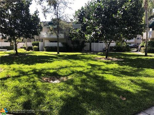 Photo of 551 NW 97th Ave #551, Plantation, FL 33324 (MLS # F10213380)