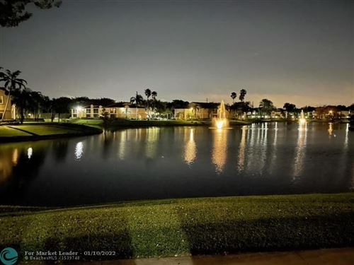 Photo of 1245 SW 46 Ave #1209, Pompano Beach, FL 33069 (MLS # F10301380)