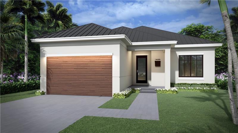 Photo of 1625 NE 17th Terrace, Fort Lauderdale, FL 33305 (MLS # F10281381)