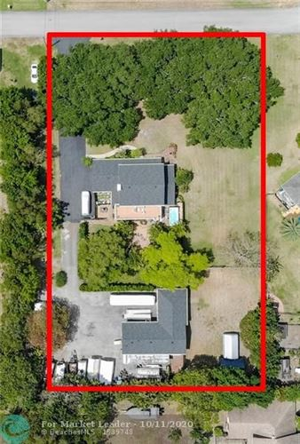 Photo of 5640 SW 111TH TER, Davie, FL 33328 (MLS # F10253382)