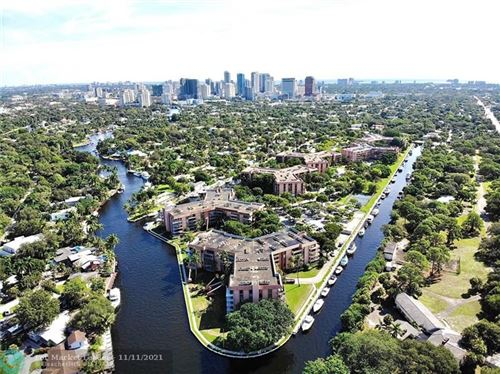 Photo of 1350 River Reach Dr #116, Fort Lauderdale, FL 33315 (MLS # F10301382)