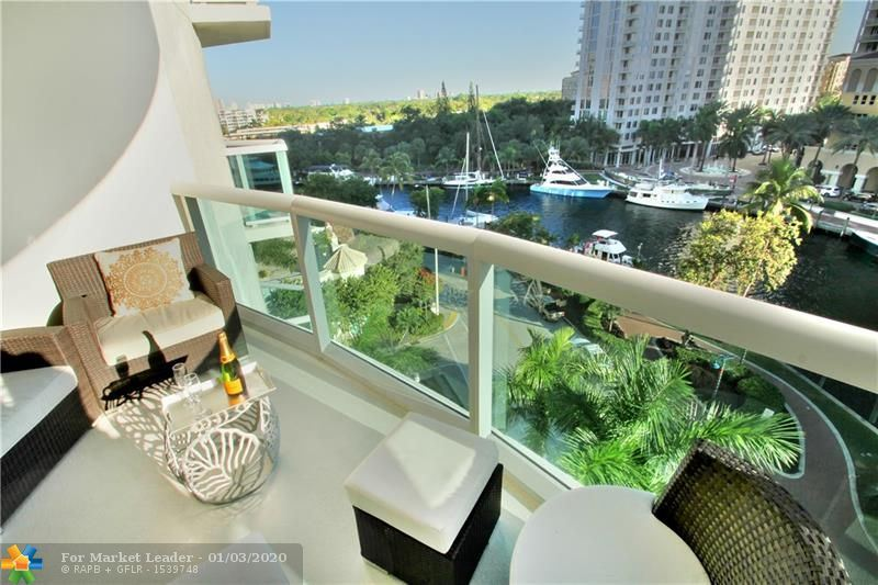Photo of 347 N New River Dr #704, Fort Lauderdale, FL 33301 (MLS # F10206382)