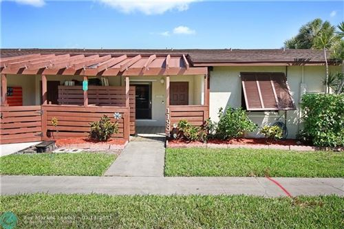Photo of 11934 SW 12th Ct #11934, Davie, FL 33325 (MLS # F10284384)