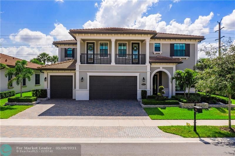 9020 Watercrest Cir, Parkland, FL 33076 - #: F10283384