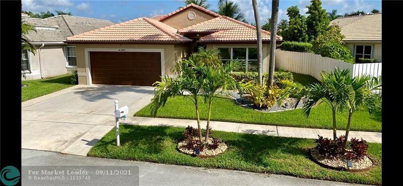 18165 SW 29th St, Miramar, FL 33029 - #: F10300384