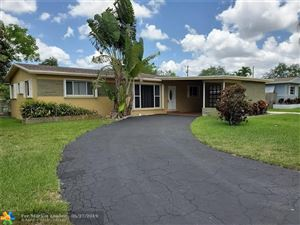 Photo of 3912 Cleveland St, Hollywood, FL 33021 (MLS # F10177385)