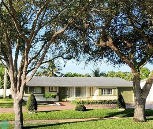 Photo of Listing MLS f10238385 in 4836 NW 8th St Plantation FL 33317