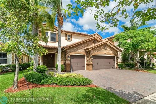 Photo of 10321 Lake Vista Court, Parkland, FL 33076 (MLS # F10250385)