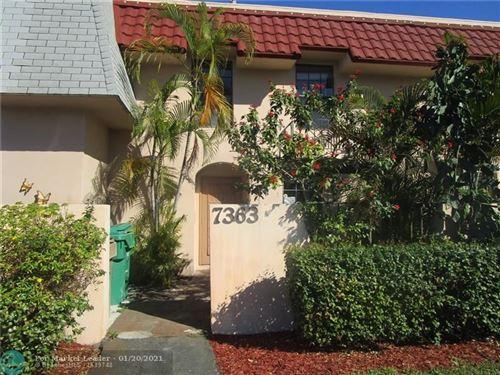 Photo of 7363 SW 26th Ct #83, Davie, FL 33314 (MLS # F10267386)