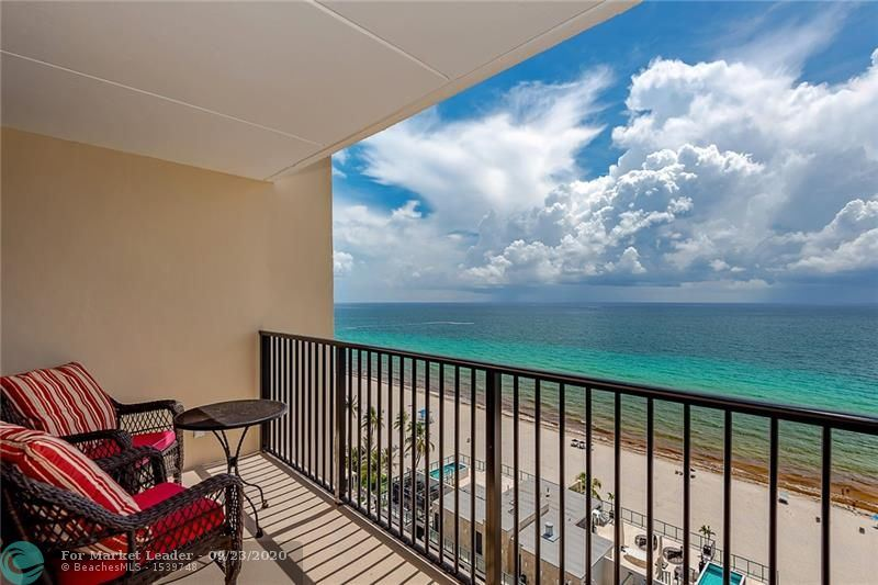 Photo of 2201 S Ocean Dr #1602, Hollywood, FL 33019 (MLS # F10250386)