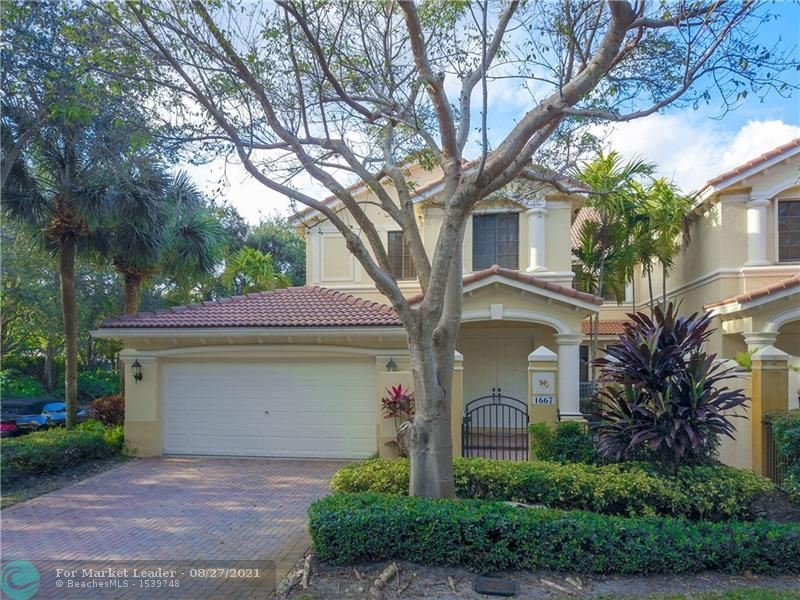 1667 Passion Vine Cir #19-3, Weston, FL 33326 - #: F10268387