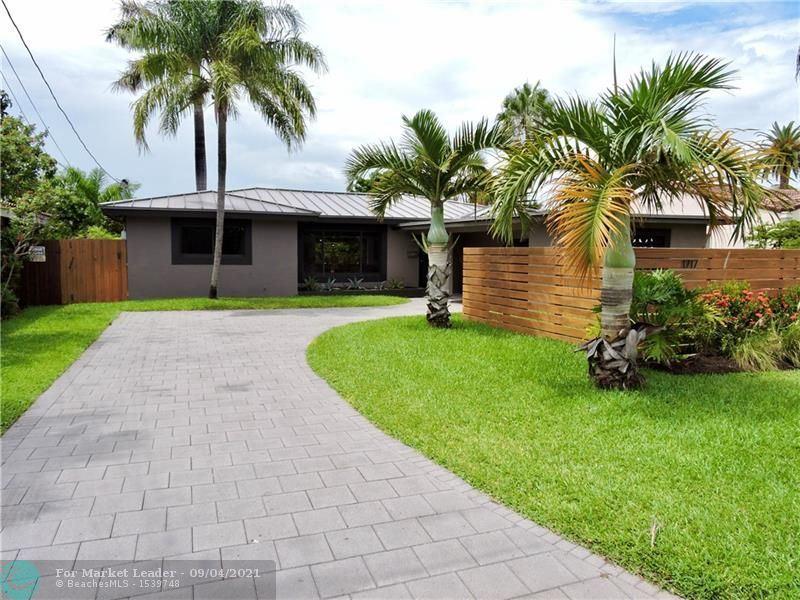 Photo of 1717 NE 20th Ave, Fort Lauderdale, FL 33305 (MLS # F10299388)