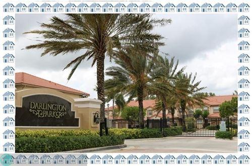 Photo of 9721 Darlington Pl, Cooper City, FL 33328 (MLS # F10231389)