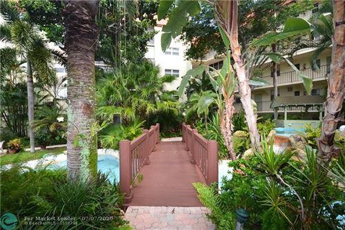 Photo of 5300 NE 24th Ter #304C, Fort Lauderdale, FL 33308 (MLS # F10237389)