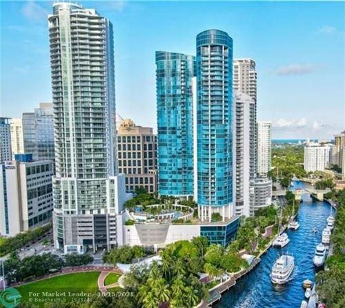 Photo of 333 Las Olas Way #1007, Fort Lauderdale, FL 33301 (MLS # F10304389)