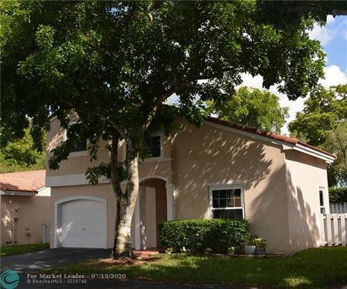 Photo of 6151 NW 43rd Way, Coconut Creek, FL 33073 (MLS # F10237390)