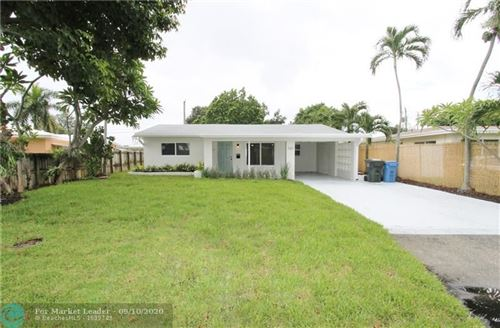 Photo of 260 NE 45th Ct, Oakland Park, FL 33334 (MLS # F10248390)