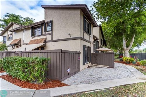 Photo of 2111 Bayberry Dr #2111, Pembroke Pines, FL 33024 (MLS # F10266390)