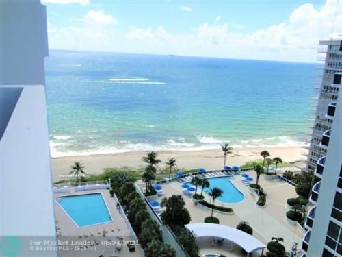 Photo of 4250 Galt Ocean Dr #PHF, Fort Lauderdale, FL 33308 (MLS # F10292391)