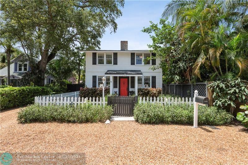 Photo of 1017 SW 4th Street, Fort Lauderdale, FL 33312 (MLS # F10294391)