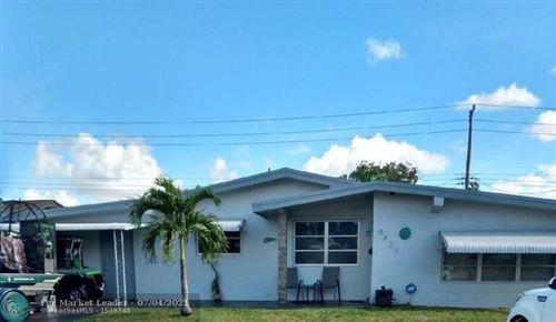 Photo of 8421 NW 15th Ct, Pembroke Pines, FL 33024 (MLS # F10291392)