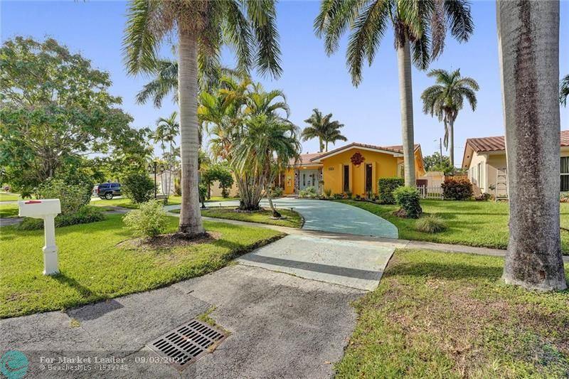 1407 Coolidge St, Hollywood, FL 33020 - #: F10299392