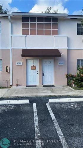 Photo of 8539 SW 109th Ave #8539, Miami, FL 33173 (MLS # F10302393)