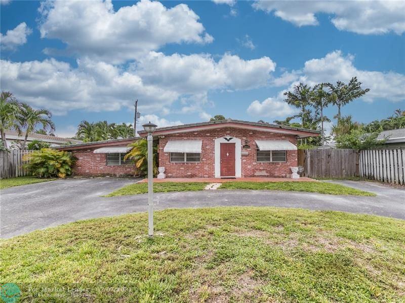 2818 NE 21st Ave, Fort Lauderdale, FL 33306 - #: F10289394