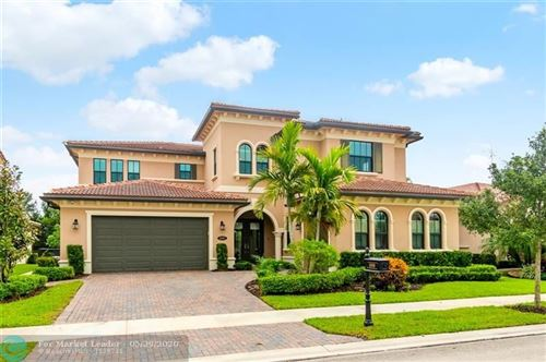 Photo of 8880 Watercrest Cir E, Parkland, FL 33076 (MLS # F10230395)