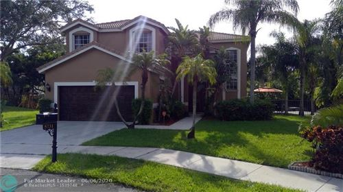 Photo of 5731 NW 61st Pl, Parkland, FL 33067 (MLS # F10232395)