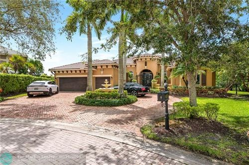 Photo of 6375 NW 120th Dr, Coral Springs, FL 33076 (MLS # F10293395)