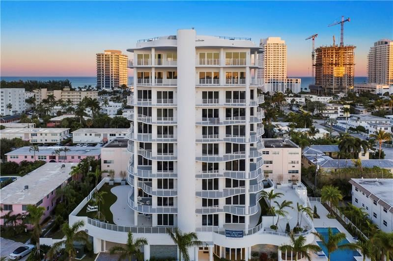 612 Bayshore Drive #902, Fort Lauderdale, FL 33304 - #: F10264395