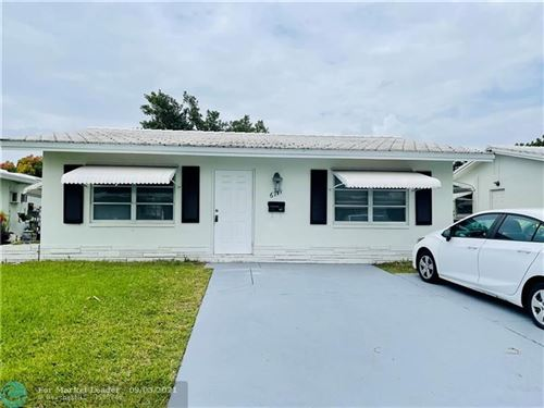 Photo of 6711 NW 72nd St, Tamarac, FL 33321 (MLS # F10299397)
