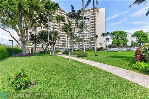 Photo of 3300 NE 36th St #822, Fort Lauderdale, FL 33308 (MLS # F10301397)