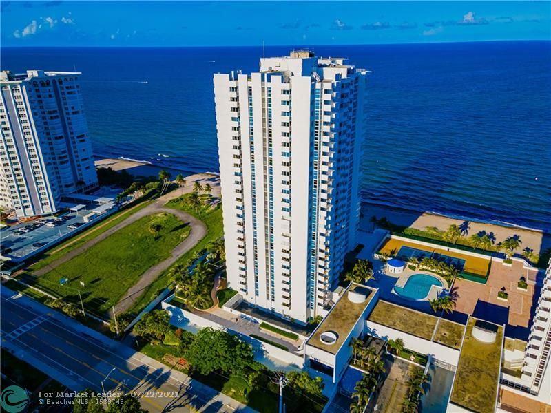 1360 S Ocean Blvd #601, Pompano Beach, FL 33062 - #: F10293397