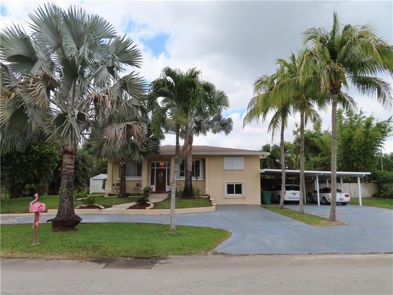 Photo of 6920 SW 57th St, Davie, FL 33314 (MLS # F10276398)