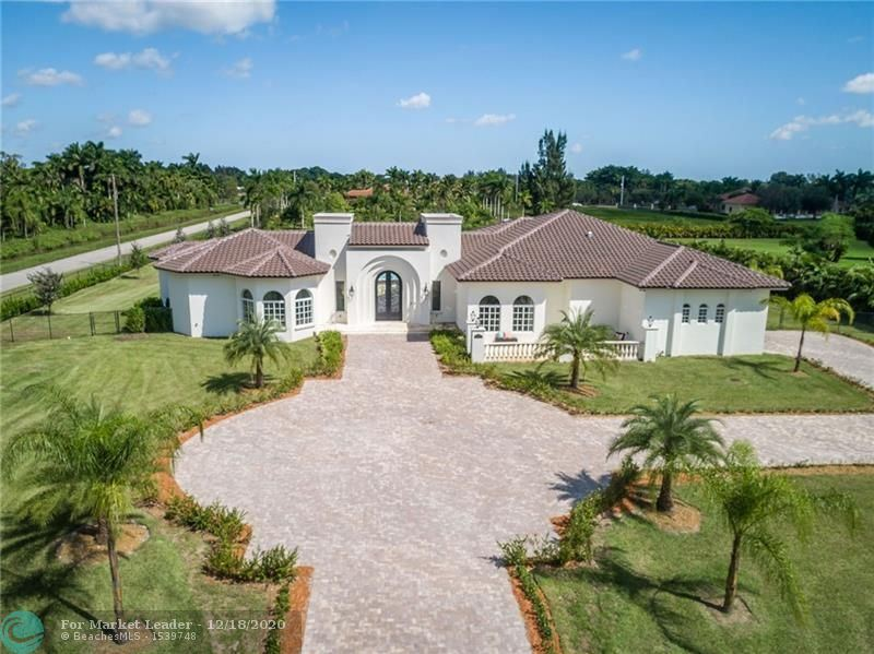6050 SW 180 TER, SouthWest Ranches, FL 33331 - #: F10253399