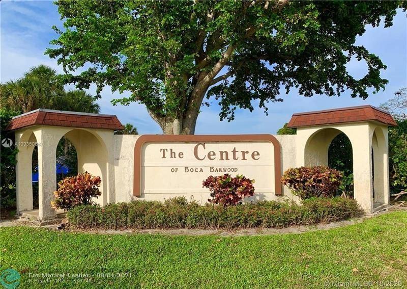 23124 Barwood Park Ln #D, Boca Raton, FL 33433 - #: F10299399