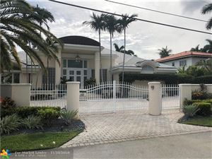 Photo of 2520 Del Lago Dr, Fort Lauderdale, FL 33316 (MLS # F10146400)