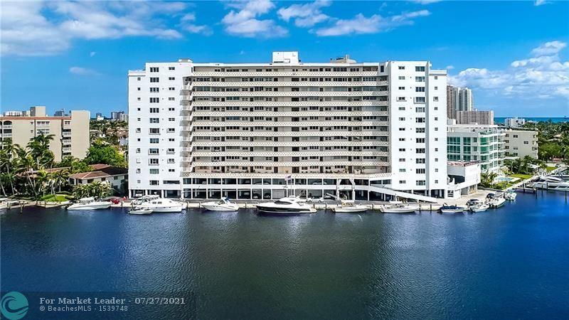 Photo of 333 Sunset Dr #601, Fort Lauderdale, FL 33301 (MLS # F10294400)