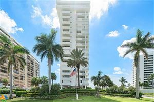 Photo of 1200 S Ocean Blvd #16-F16-G, Boca Raton, FL 33432 (MLS # F10189401)